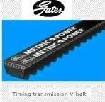 gates timing transmission vbelt